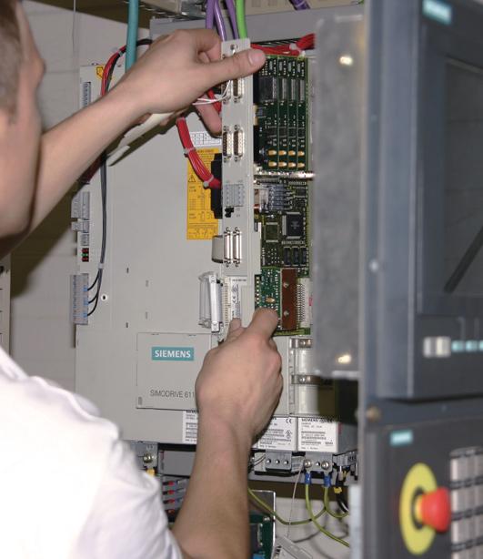 Réparation commande numérique Siemens Fanuc Indramat   DV Group